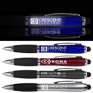 """The Corona"" Laser Light Up Stylus Pen (Overseas)"